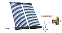 Соединительные фитинги для вакуумных солнечных коллекторов Hewalex