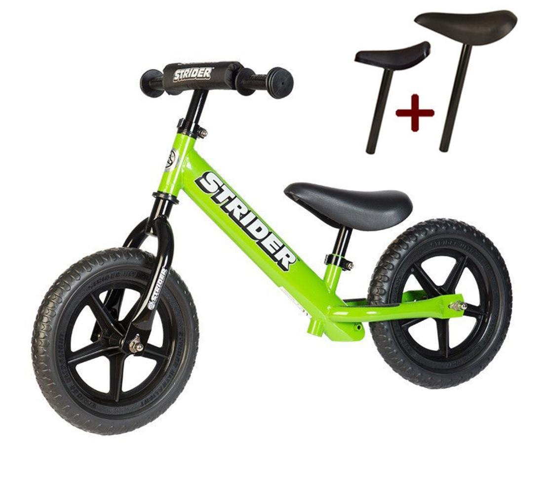 Беговел Strider Sport, green (STR)