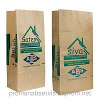 Пакет 1 - 2х слойный под строительные смеси
