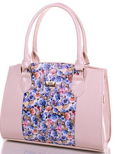 Оригинальная  женская сумка из качественного кожезаменителя ETERNO (ЭТЕРНО) ETMS35279