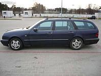 Автомобильные чехлы Mercedes W 210 , combi, фото 1