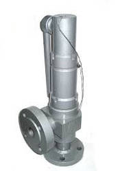 Клапан предохранительный СППК4р нж Ду 15/15, Ру 40 кгс/см2.