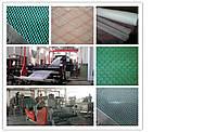 Линия по производству москитной сетки (производительность 50-60 кг/час)
