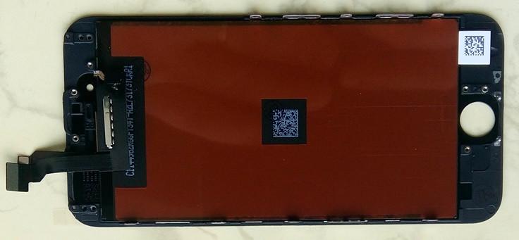 Дисплей модуль iPhone 6 в зборі з тачскріном чорний, high copy