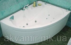 Ванна акриловая Тритон Изабель 170 левая/правая с каркасом и экраном