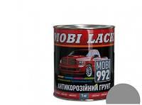 Грунтовка грунт серый антикоррозийный Mobi 992 1кг  Mobi Lack