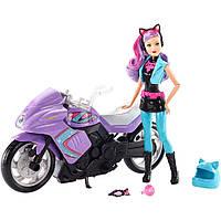 Кошечка-воровка Барби Шпионская история
