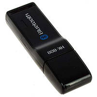 Bluetooth-адаптер HK-808 Black, блютуз