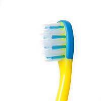 Зубная щетка Brush-Baby Flossbrush от 3 до 6 лет, фото 1