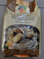 Удобрение для картошки Ostchem 3 кг NPK - 12-11-15+Mg+S