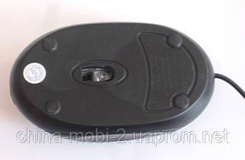 Мышь компьютерная MOUSE SN01, black, фото 2