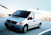 Автомобильные чехлы Mercedes Vito 1995-2003 (1+1)