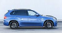 Комплект обвеса на BMW X5 E70 Hamann X5M