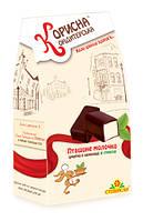 Конфеты шоколадные со стевией Птичье молоко 150 г KK-0027