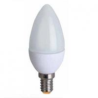 Лампа LED VITO C37 6W 4000К E14 свеча мат. 1511521  гарантии уже нету