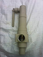 Клапан предохранительный муфтовый СППК4р Ду 40/40, Ру 40 кгс/см2.