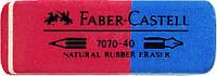 Ластик 7070-40 червоно-синій
