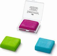 Клячка цветная в пластиковой коробочке