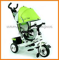 Велосипед детский трехколесный Best Trike 6588, колеса пенорезина