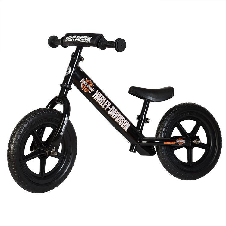 Беговел Strider Sport Custom Harley Davidson, black (STR)