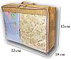Сумка для хранения вещей\сумка для одеяла S (бежевый), фото 2
