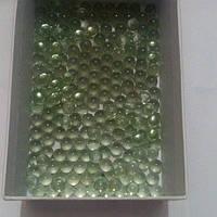 Шарики стеклянные диаметр 1 см прозрачные уп.50 шт.