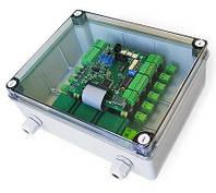 Блок управления тиристорным выпрямителем RC-DH для регулирования мощности трехфазных нагревателей