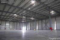Аренда складов, помещений под производство в Борисполе