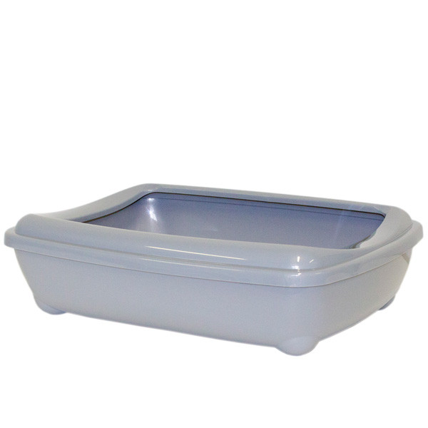 Moderna МОДЕРНА АРИСТ-О-ТРЭЙ туалет для кошек, с бортиком