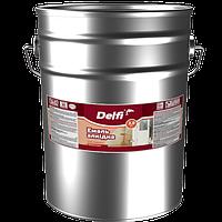 Эмаль для пола Delfi ПФ 226  красно-коричневая 25кг Полисан