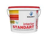Краска Kolorit Standart 5, 4.5л, C, фото 2