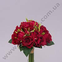Букет Роз 25033 красный