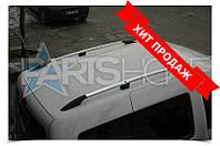 Рейлинги на крышу Хром VW Caddy 2004-2010 (Короткая база)