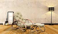 Комплект Кресло с Пуфом Cruzo Set