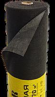 """Ветроизоляционная мембрана """"Roofer"""" ш.1,6(70м2) черная 90"""