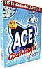 Засіб для видалення плям ACE oxi magic WHITE 500 г