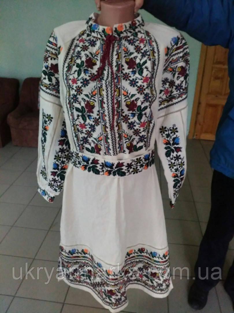 90410ef8751595 Вишите плаття