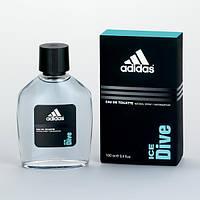 Туалетная вода Adidas Ice Dive 100 ml.
