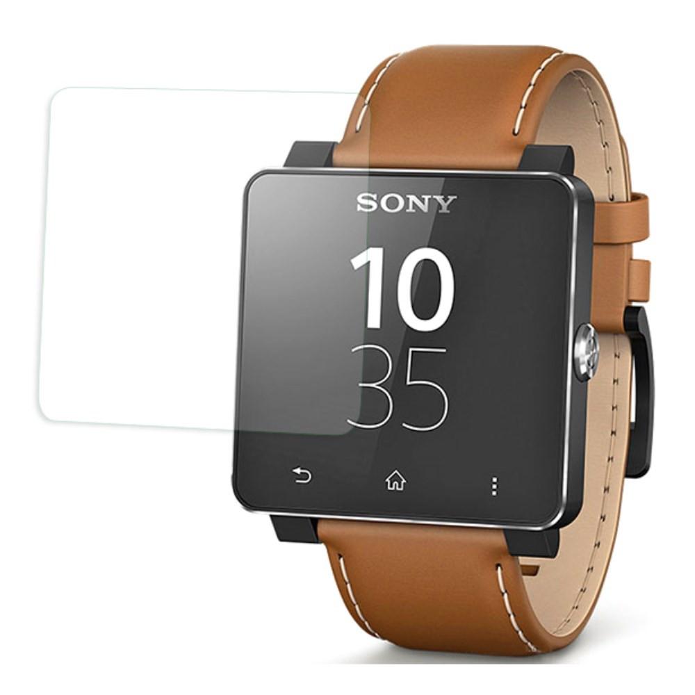 Защитное стекло Optima 9H для Sony SW2 Smart Watch