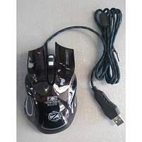 Мышь проводная игровая Z3 (Черный)