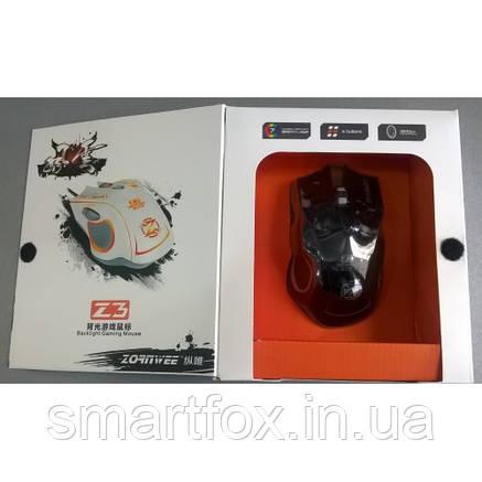 Мышь проводная игровая Z3 (Черный), фото 2