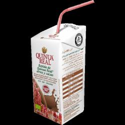 ВЕГА молоко киноа-рисовое с какао BIO 200 мл Quinua Real