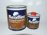Автомобильный грунт REOFLEX HS PRIMER FILLER 4+1