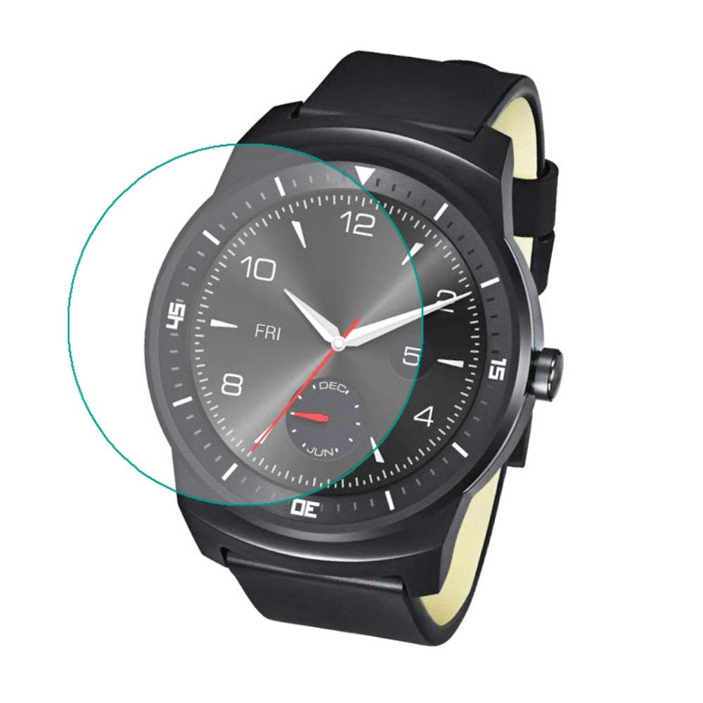 Защитное стекло Optima 9H для LG G Watch R W110