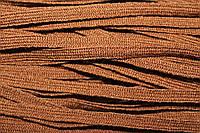 Тесьма акрил 6мм (50м) коричневый , фото 1