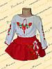 Дитяче вишите плаття ДД 03
