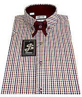 Мужская рубашка с коротким рукавом S 5.1 - 7381-V1, фото 1
