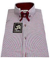 Мужская рубашка с коротким рукавом S 5.1 7247-V2