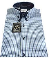 Мужская рубашка с коротким рукавом S 5.1 7247-V1