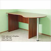 """Стіл для офісу, стіл офісний """"Студіо"""""""